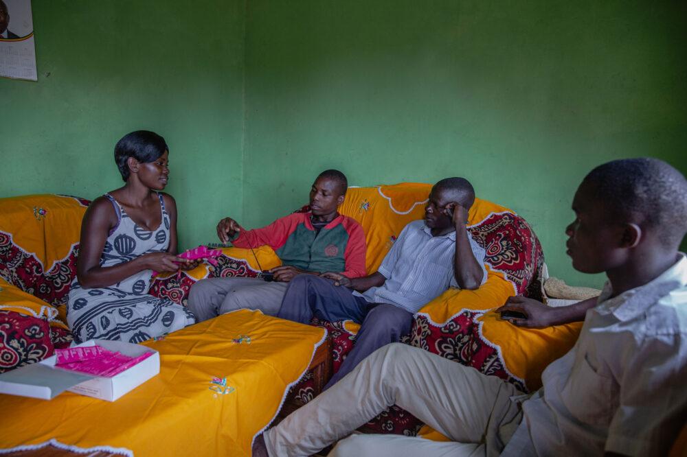 Assinah's Story, Uganda 11