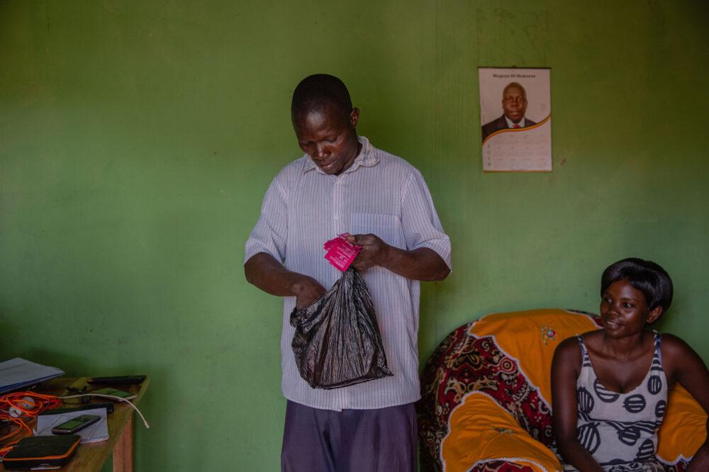 Assinah's Story, Uganda 12