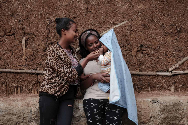 Helina's story, Ethiopia