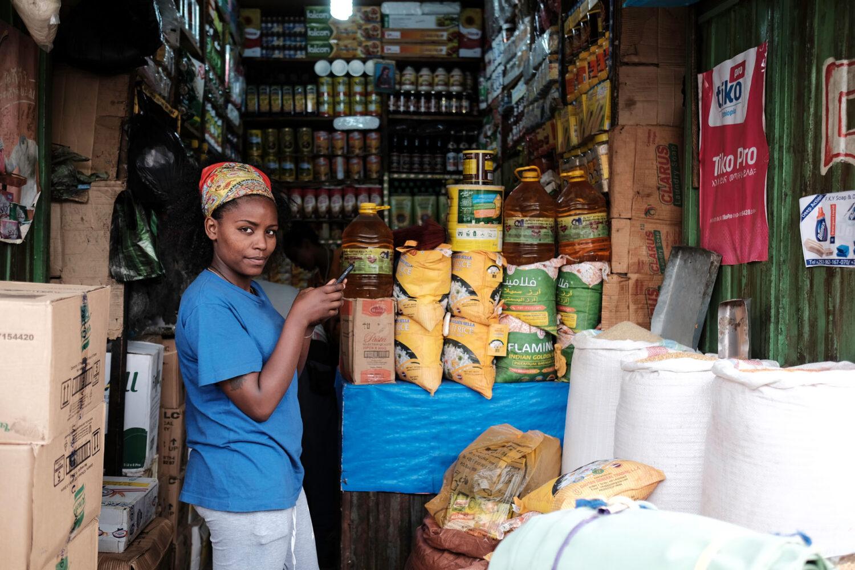 Helina's story, Ethiopia 19