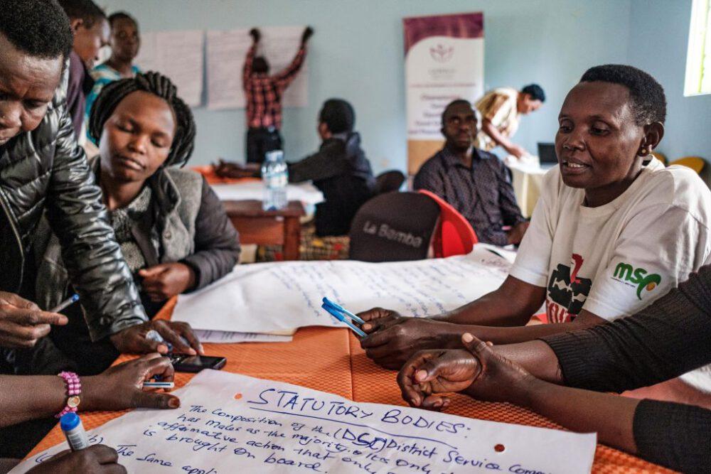 Irenes story, Uganda 20
